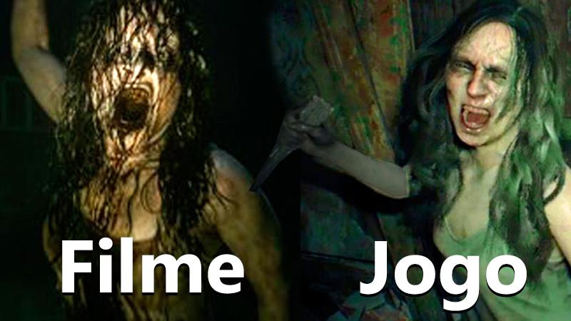 3 filmes que inspiraram Resident Evil 7