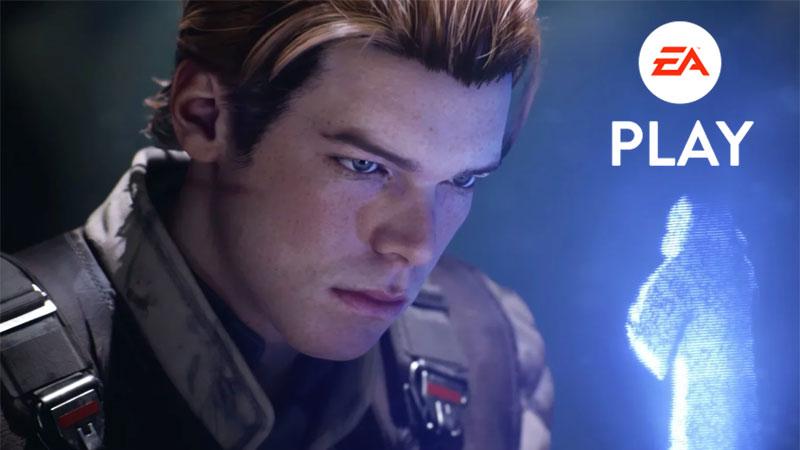 Trailers da EA Play: Novo Star Wars, FIFA 20 com modo Street, Apex Legends e DLC de The Sims 4