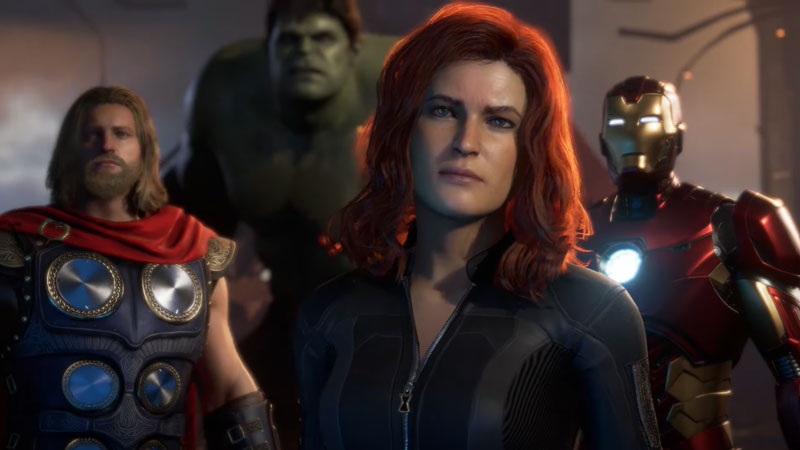 Avengers da Square Enix chega em maio de 2020; O que podemos esperar?