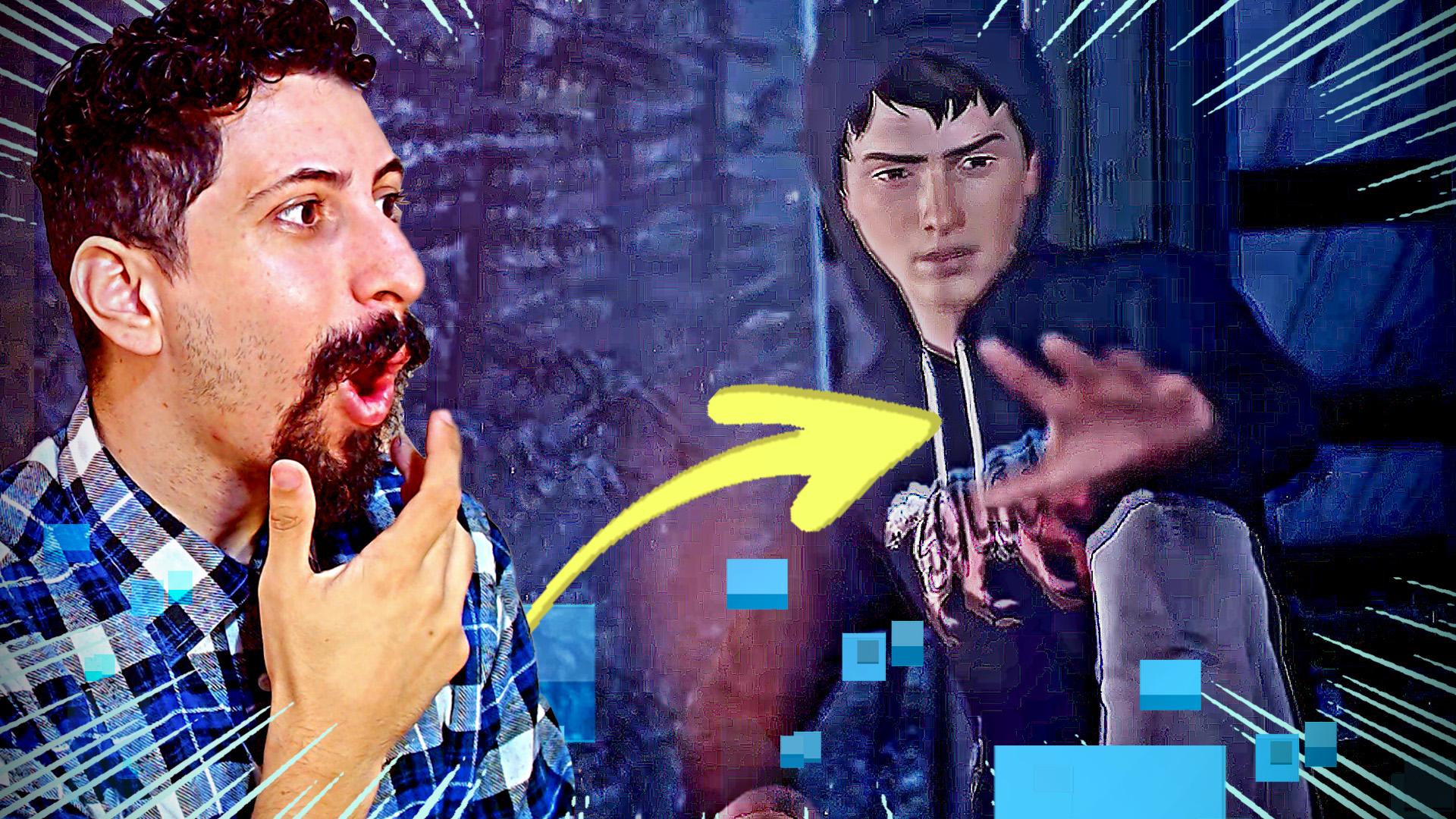 Sean tem poderes?! Teoria de Life is Strange 2 para o episódio 4