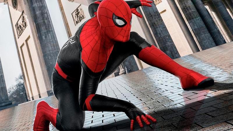 Spider-Man: Longe de Casa arrecada U$ 580 milhões em sua semana de lançamento