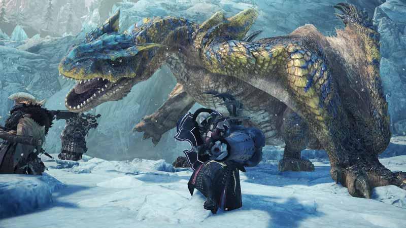 Monster Hunter World Iceborne: Capcom investiga problemas de desempenho no jogo