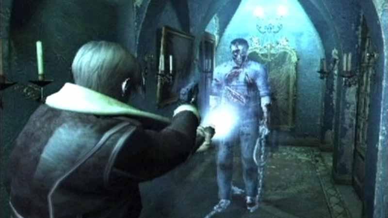 Acredite se quiser, Resident Evil 4 era para ser assim; veja o vídeo
