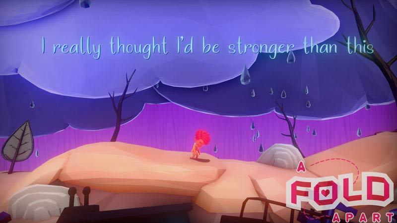 A Fold Apart é o jogo indie sobre relacionamentos à distância