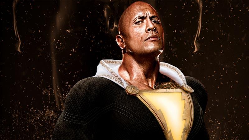 DC Comics revela logo oficial de Adão Negro durante a DC FanDome