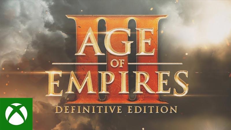 Age of Empires III é anunciado; assista ao trailer em 4K   Gamescom 2020