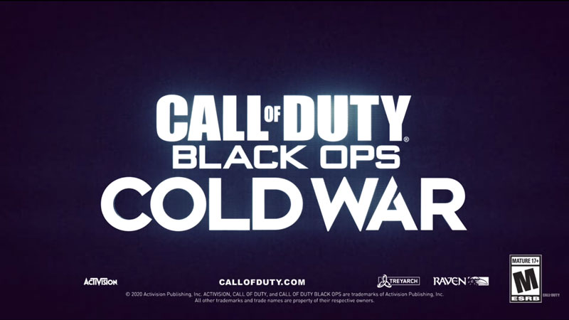 Assista ao trailer de Call of Duty Black Ops: Cold War