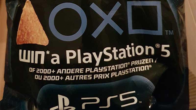 Sony pode promover PS5 em embalagem de Doritos