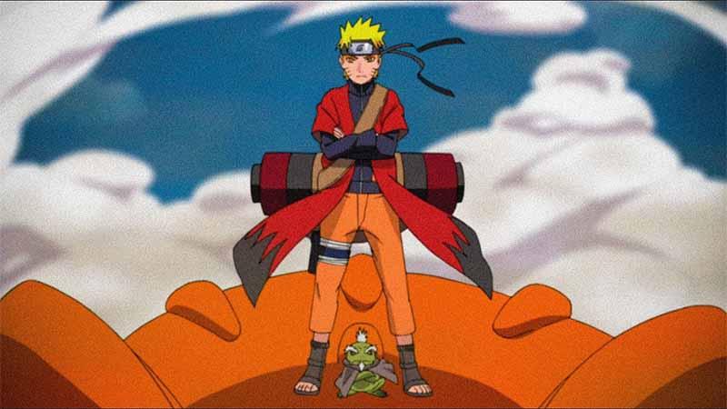 Guia: Cronologia dos filmes e episódios de Naruto