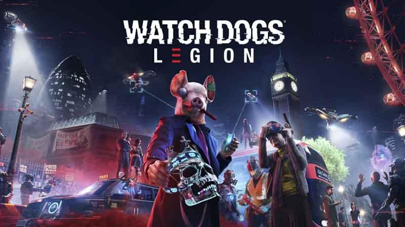 """Watch Dogs Legion tem apicultores que podem provocar enxames de """"nano abelhas"""""""