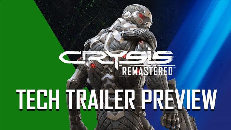 Crysis Remastered no PS4 Pro terá Ray-Tracing e suporte a 4K