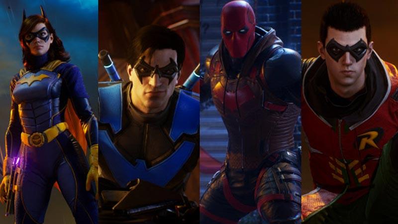 Gotham Knights terá mapeamento de habilidades distinto para cada personagem