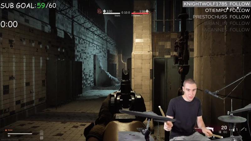 COD Warzone: Streamer vence no Gulag utilizando uma bateria como controle [Vídeo]
