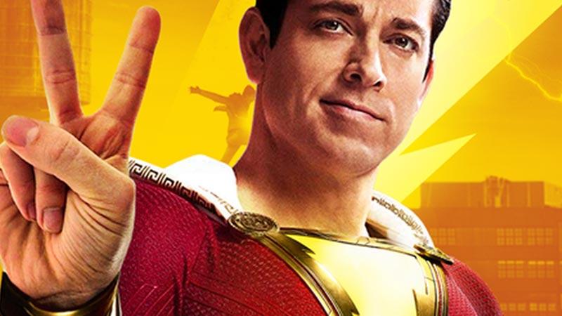 É oficial! Shazam! 2 é anunciado durante a DC FanDome