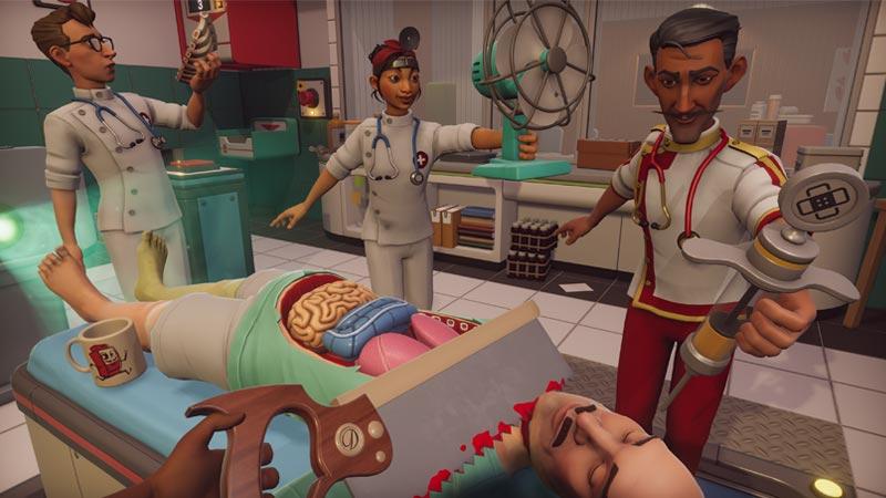 Surgeon Simulator 2 vai pagar US$1.000 por nível vencedor em concurso de criação de fases