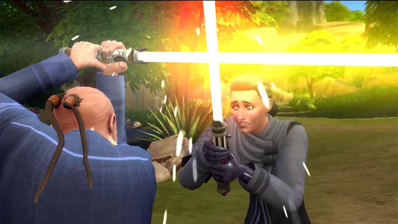 The Sims 4 ganha expansão crossover com Star Wars; assista ao trailer