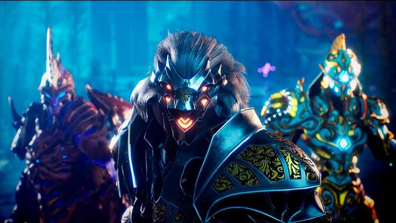 Godfall ganha trailer em 4K mostrando sistema de combate do jogo