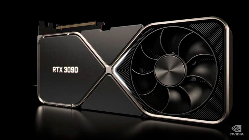 RTX 3090 é até 20% mais rápida que RTX 3080, indica benchmark