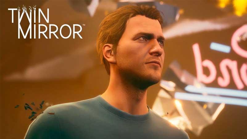 Twin Mirror, próximo jogo da Dontnod, ganha trailer misterioso