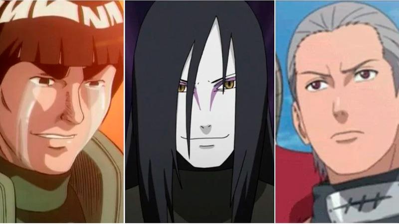 Naruto: 9 personagens que deveriam ter morrido, mas sobreviveram