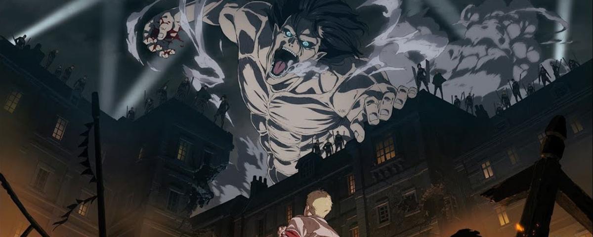O fim de Shingeki no Kyojin