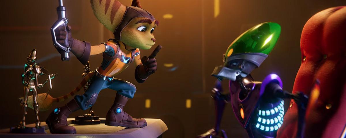 Rachet & Clank: Rift Apart ganha novo trailer de gameplay