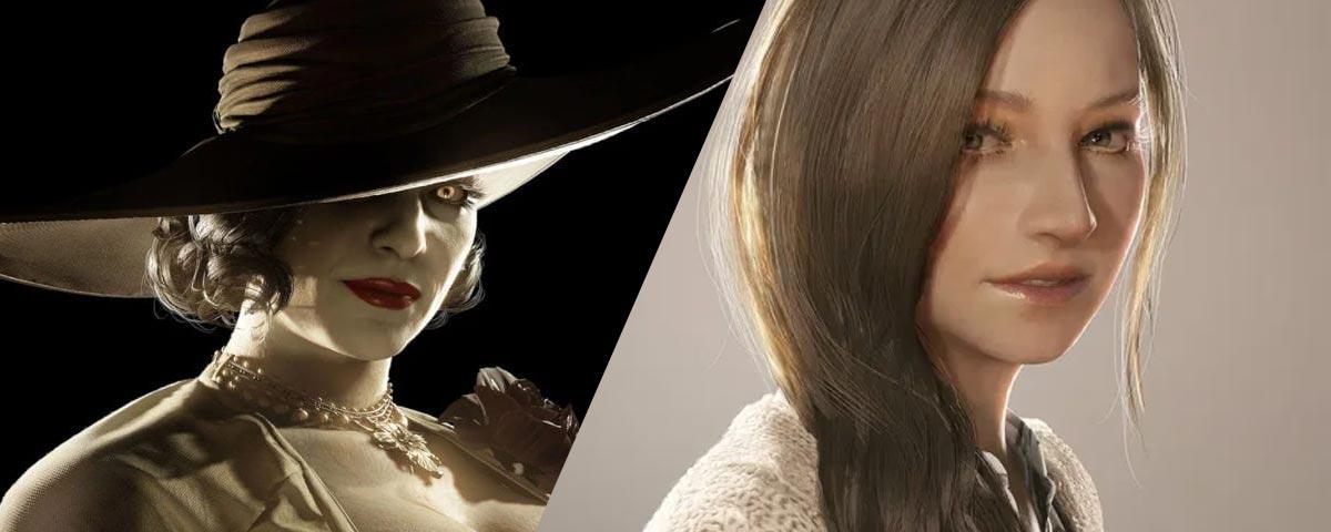Resident Evil Village: curiosidades sobre os personagens e o elenco do jogo