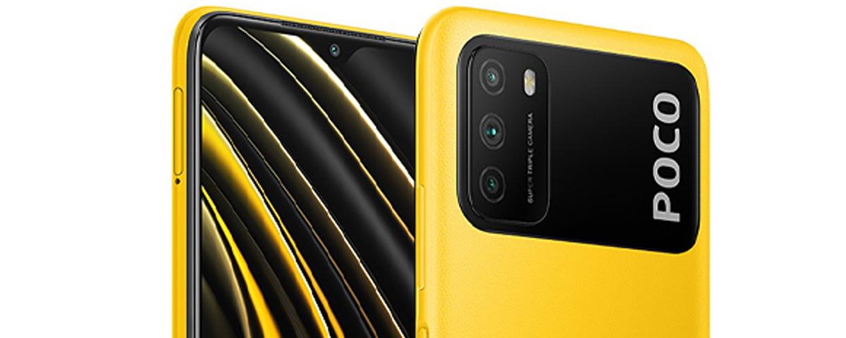 POCO M3 Pro 5G virá com tela 90Hz display
