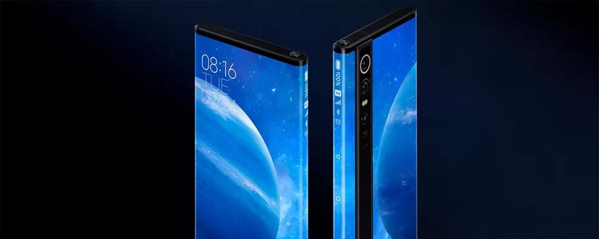 Xiaomi cria design de celular com câmera escondida na lateral