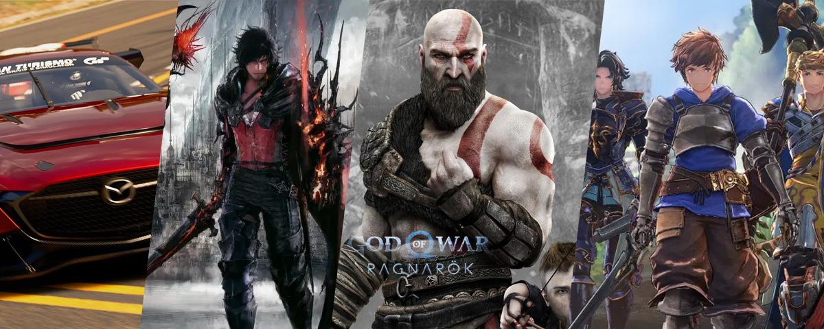 Os 5 melhores jogos exclusivos do PS5 para 2022