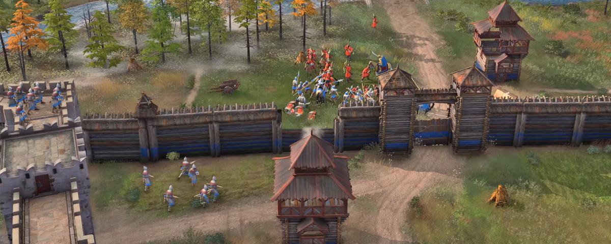 Novo trailer de Age of Empires IV mostra batalha em Moscow