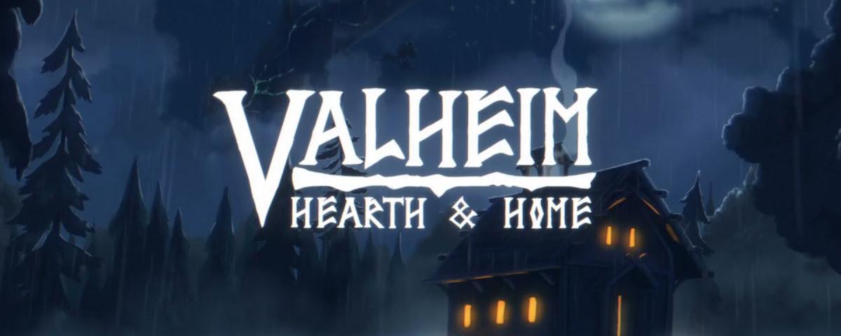 Valheim anuncia atualização Hearth & Home; confira as novidades