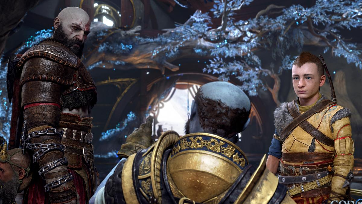 God of War Ragnarok: Kratos poderá usar uma variedade de escudos