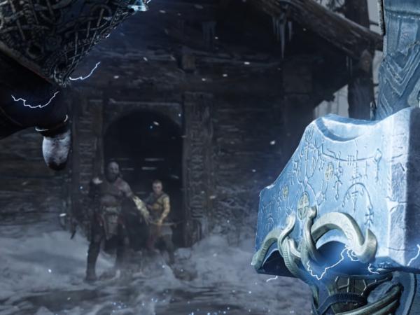 Diretores de God of War: Ragnarok falam um pouco sobre Thor
