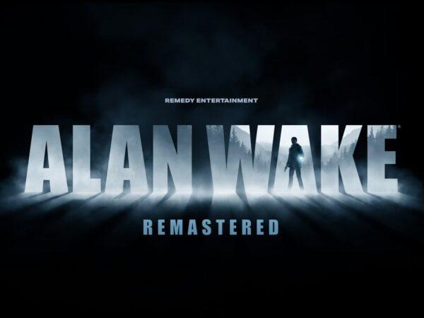 Alan Wake Remastered chega sem suporte a Ray Tracing ou HDR