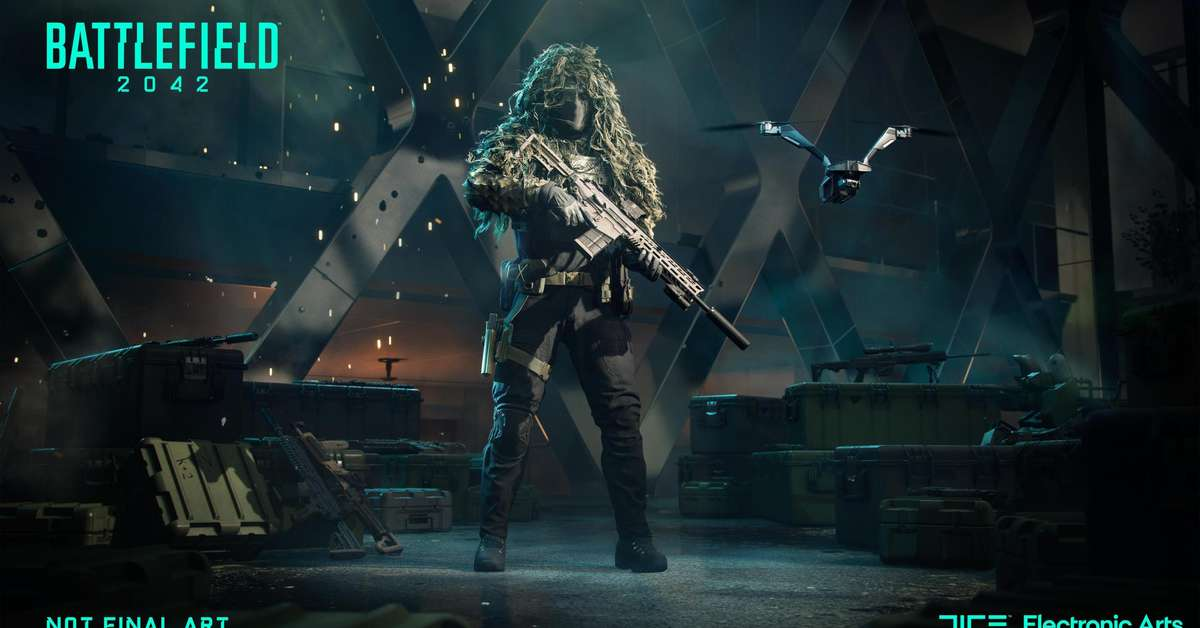 Battlefield 2042: códigos do beta test já estão sendo distribuídos