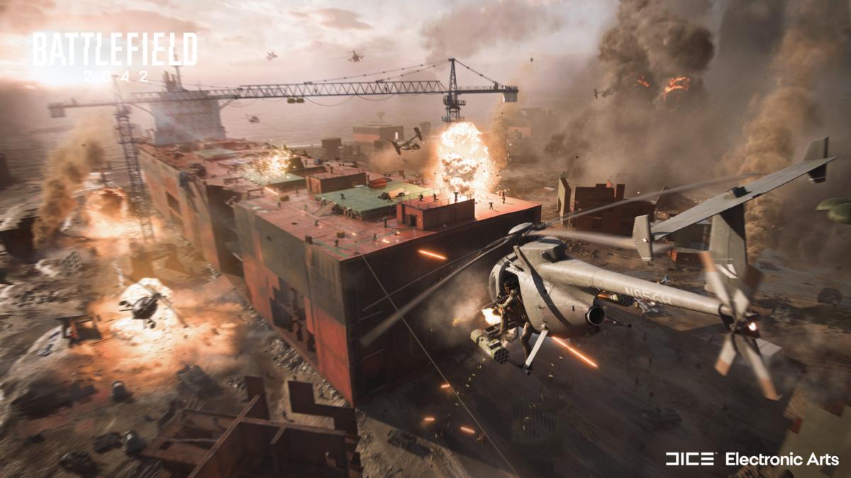 Beta aberto de Battlefield 2042 não irá exigir PS Plus, mas será necessário Xbox Live Gold