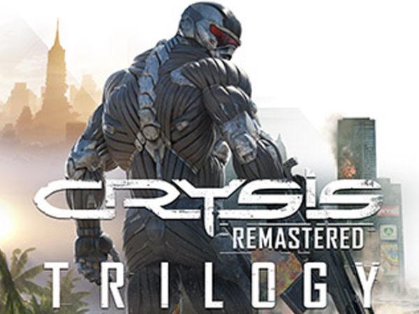 Trilogia Crysis Remastered chega dia 15 de outubro