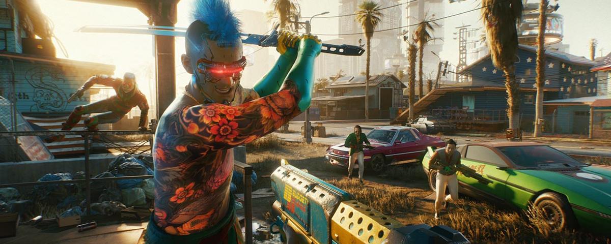 Modders de Cyberpunk 2077 são contratados para trabalhar no jogo