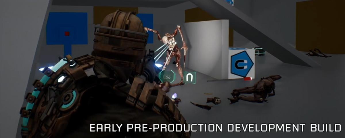 Desenvolvedores de Dead Space Remake compartilham detalhes do jogo