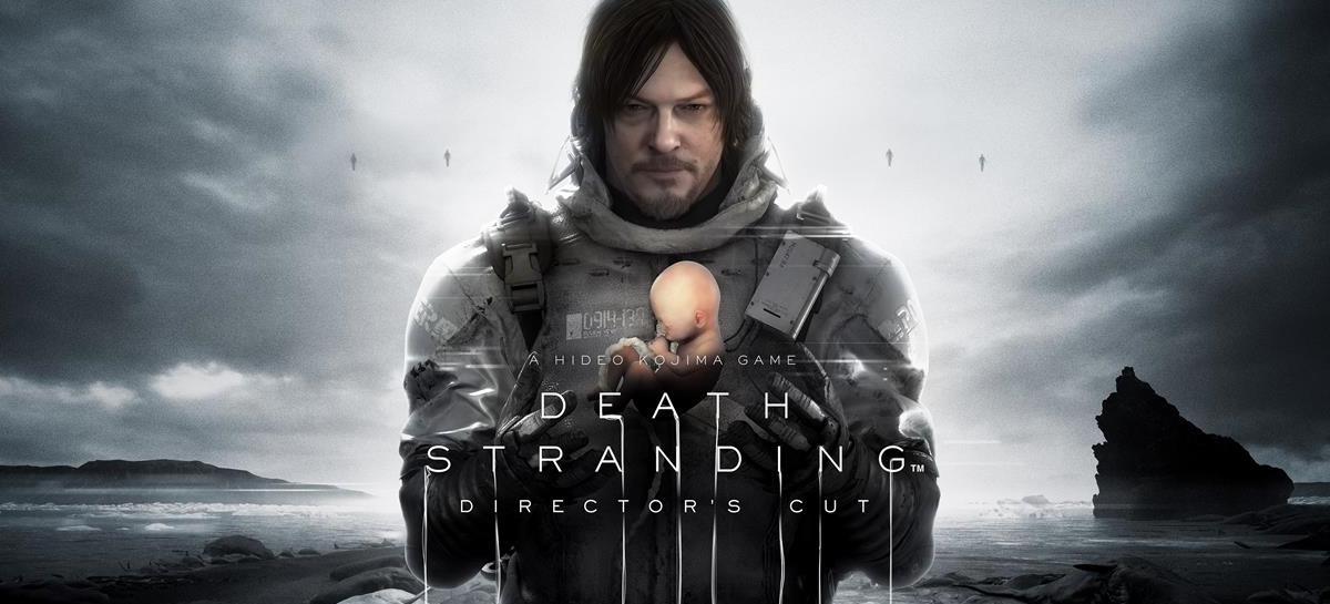 Jogadores poderão atualizar Death Stranding Director's Cut para nova geração por £5 no Reino Unido