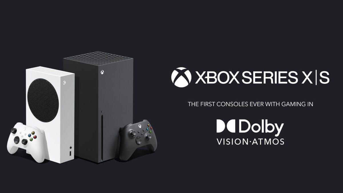 Xbox Series X/S ganham suporte a Dolby Vision para jogos