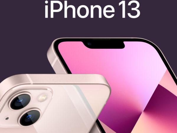 iPhone 13 chega no dia 24 de setembro nos EUA