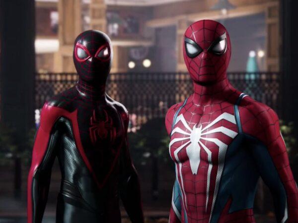 Rumores indicam que será possível escolher entre Miles Morales e Peter Parker em Marvel's Spider-Man 2