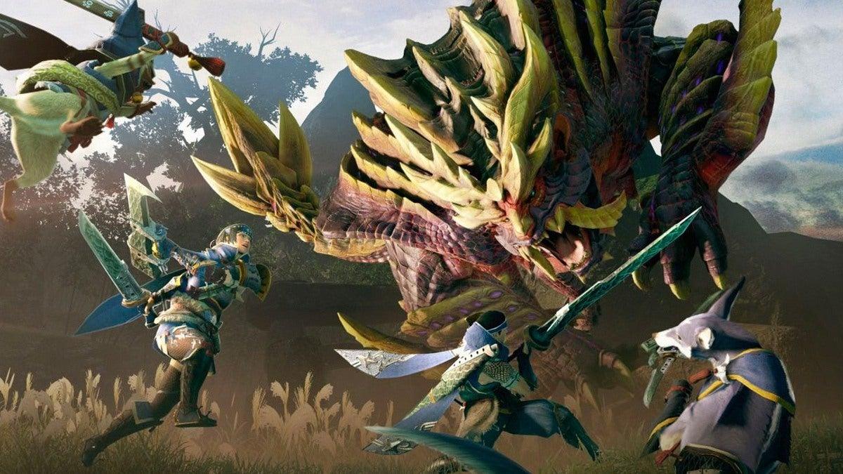 Monster Hunter Rise: Versão de PC anunciada para janeiro