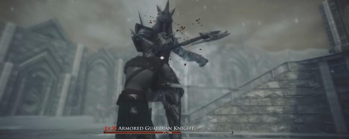 Modder transforma Skyrim em Dark Souls com cerca de 500 mods
