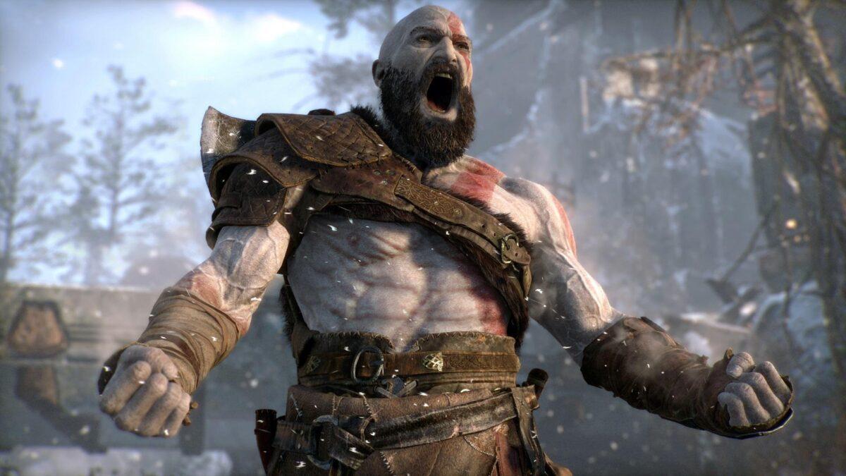 God of War lidera pré-venda na Steam, de acordo com analista