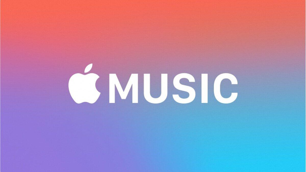 Apple Music aparece em um menu de Playstation 5