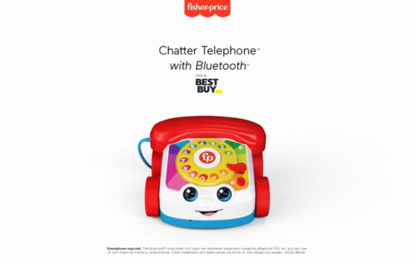 Novo telefone funcional Chatter da Fisher-Price vai te fazer se sentir criança novamente