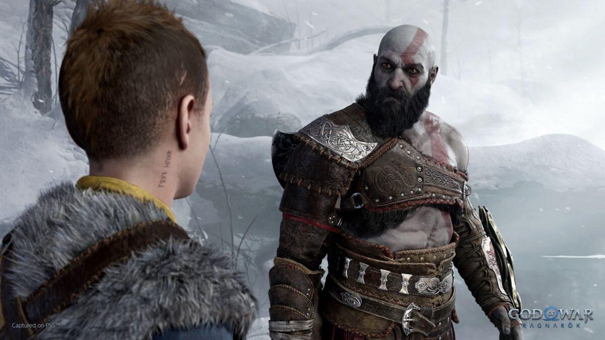 Fã encontra Easter Egg em God of War Ragnarok, que lembra o jogo de 2018